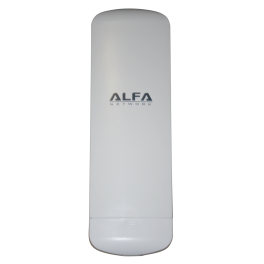 AP / CPE esterno Highpower N2C Alfa Network 2.4 GHz