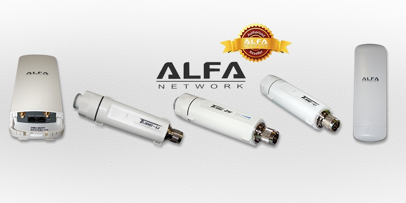 Gamma Alfa Network Outdoor