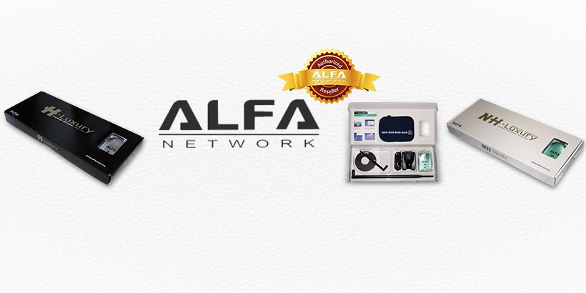 I kit completi Alfa Network Luxury